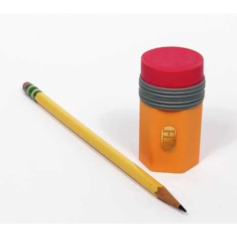 Pencil Top Sharpener & Eraser Set
