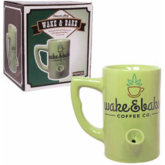 Colorful Wake & Bake Mugs