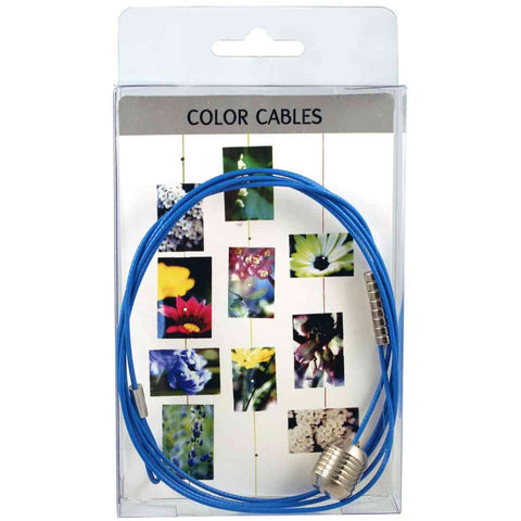 Magnetic Color Cable - Blue