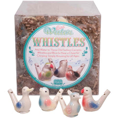 Porcelain Bird Water Whistles