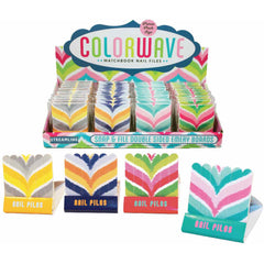 Colorwave Matchbook Nail Files