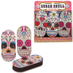 Sugar Skull Nail File & Buffer