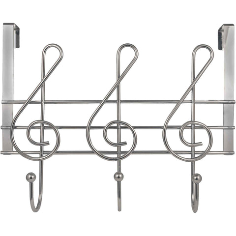 Music Notes Over the Door Hanger