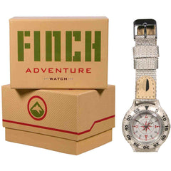 Finch Adventure Kids Watch - Gray