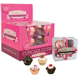 Cupcake Cuties Lip Gloss 4 pc Gift Set