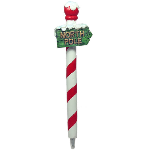 North Pole Holiday Pen