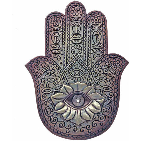 Hamsa Incense Stick holder