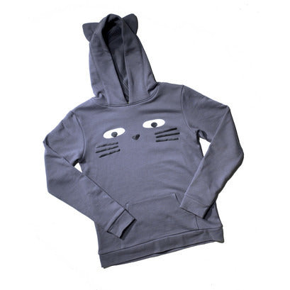 Pets at Work Hoodies - Cat