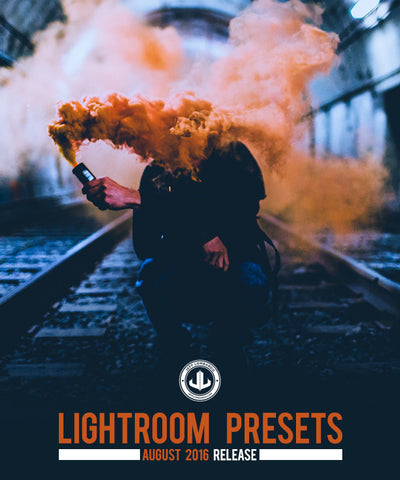 Lightroom Presets - August 2016