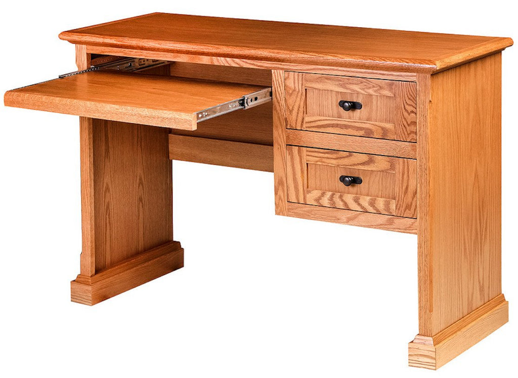 Forest Designs Mission Computer Desk (44W x 30H x 18D)