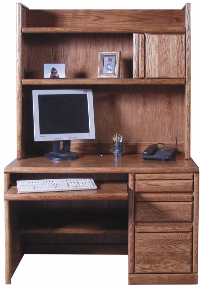 Forest Designs Bullnose Desk: 48W X 30H X 24D (Hutch Sold Separately-$549)