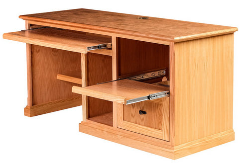 Forest Designs Mission Desk: 60W X 30H X 24D