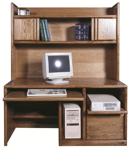 Forest Designs Bullnose Desk: 60W x 30H x 24D (Hutch Sold Separately-$699)
