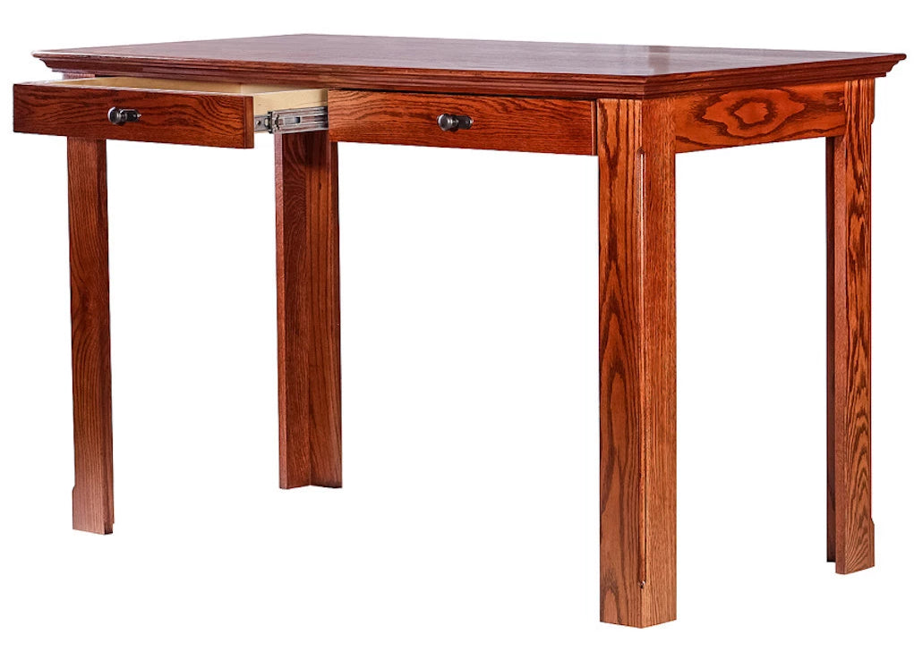 Forest Designs Traditional Writing Table w/Drawers: 48W x 30H x 24D