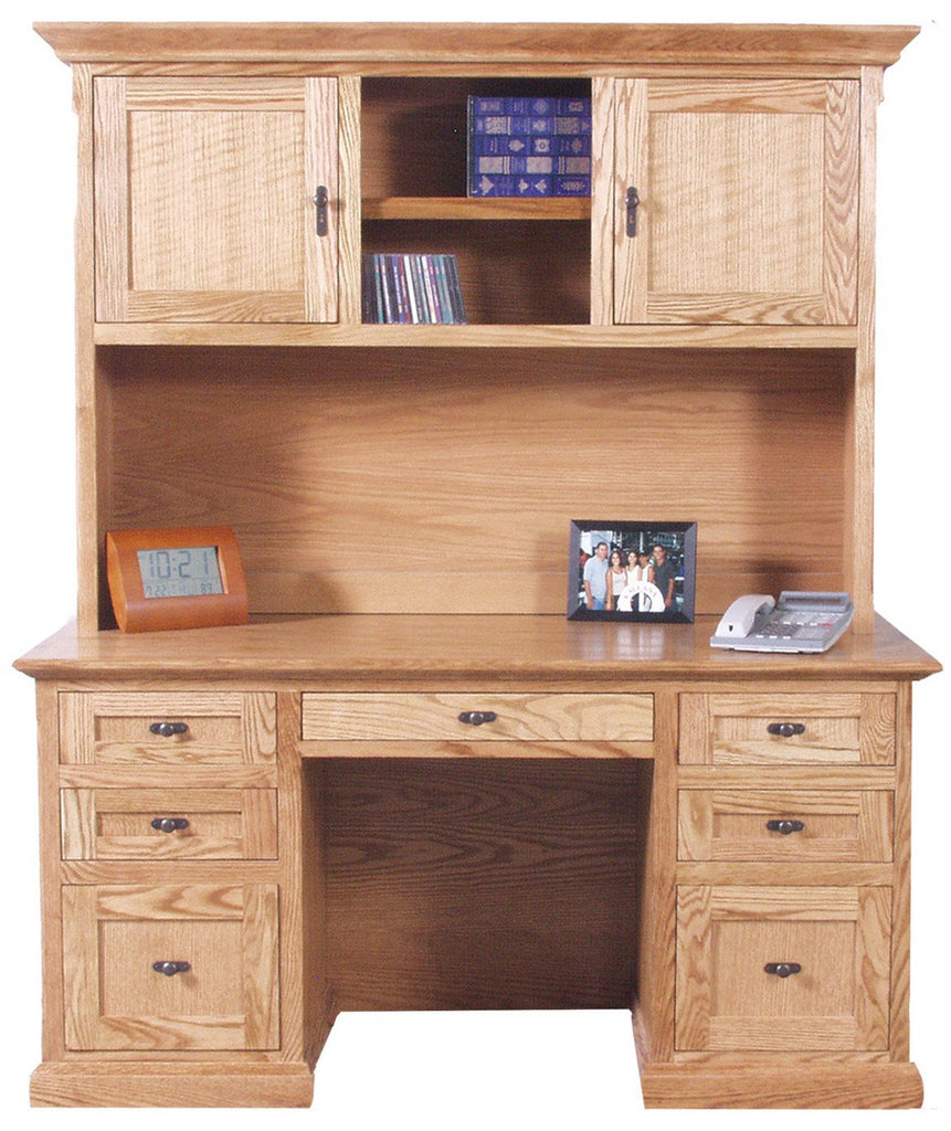 Forest Designs Mission Hutch (60W x 42H x 13D)