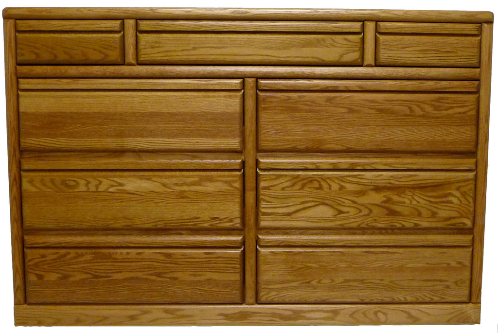 Forest Designs Bullnose 11 Drawer Dresser (60W x 48H x 18D)