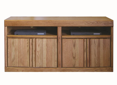 Forest Designs Bullnose TV Stand: 60W x 30H x 18D