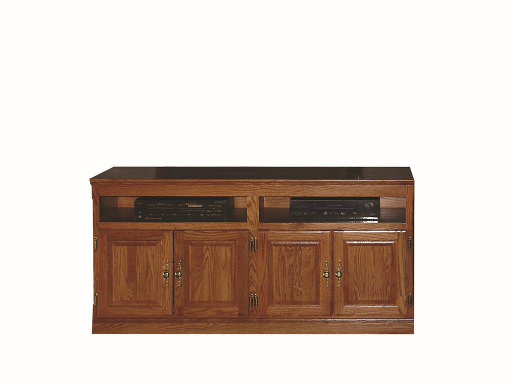 Forest Designs Traditional TV Stand: 60W x 30H x 18D