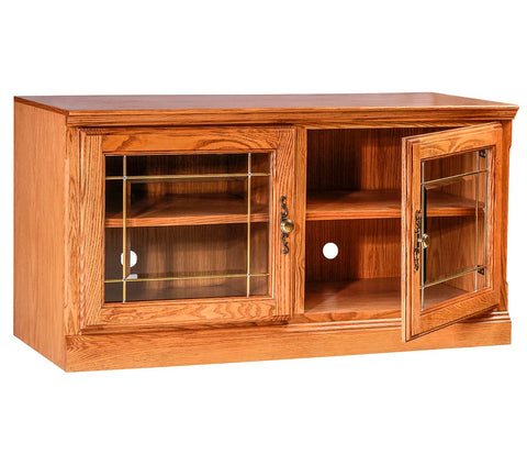 Forest Designs Traditional TV Stand: 42W x 22H x 18D