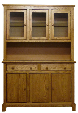 Forest Designs 60w Shaker Buffet & Hutch