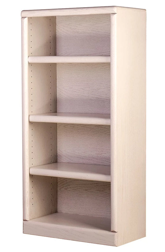 Forest Designs Bullnose Bookcase: 24W X 13D Choose Your Height