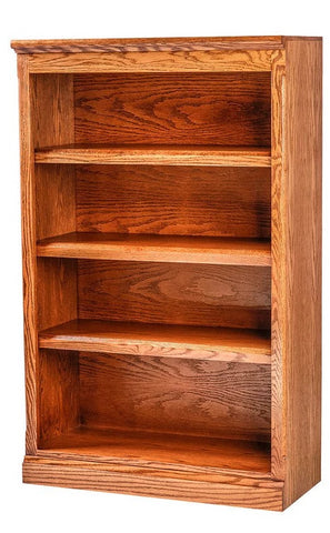 Forest Designs Mission Bookcase (30W x 13D x Height of Choice)