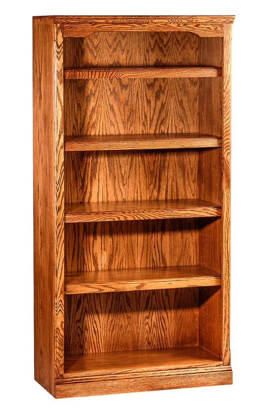 Forest Designs Traditional Bookcase 30W X 13D Choose Your Height