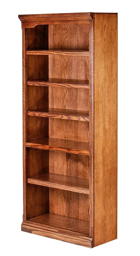 Forest Designs Traditional Bookcase: 30W X 13D Choose Your Height