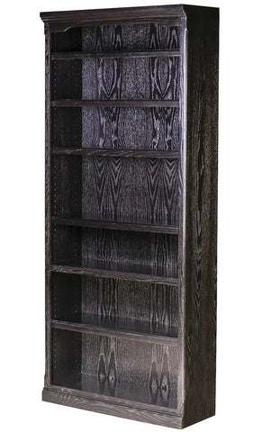 Forest Designs Traditional Bookcase: 36W X 13D Choose Your Height