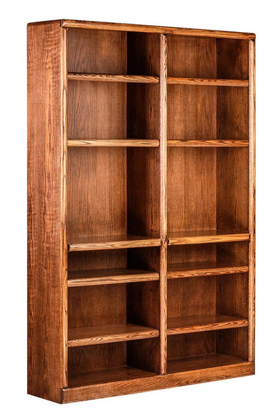 Forest Designs Bullnose Bookcase 48w X 13d Choose Your Height