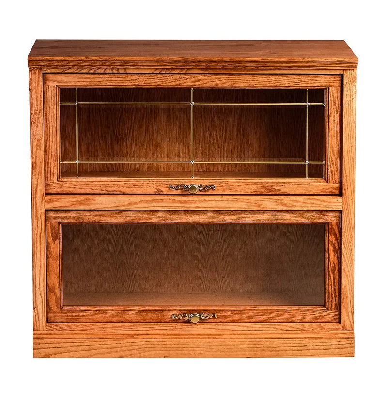 Forest Designs Traditional Lawyer Bookcase (36W X 13D X