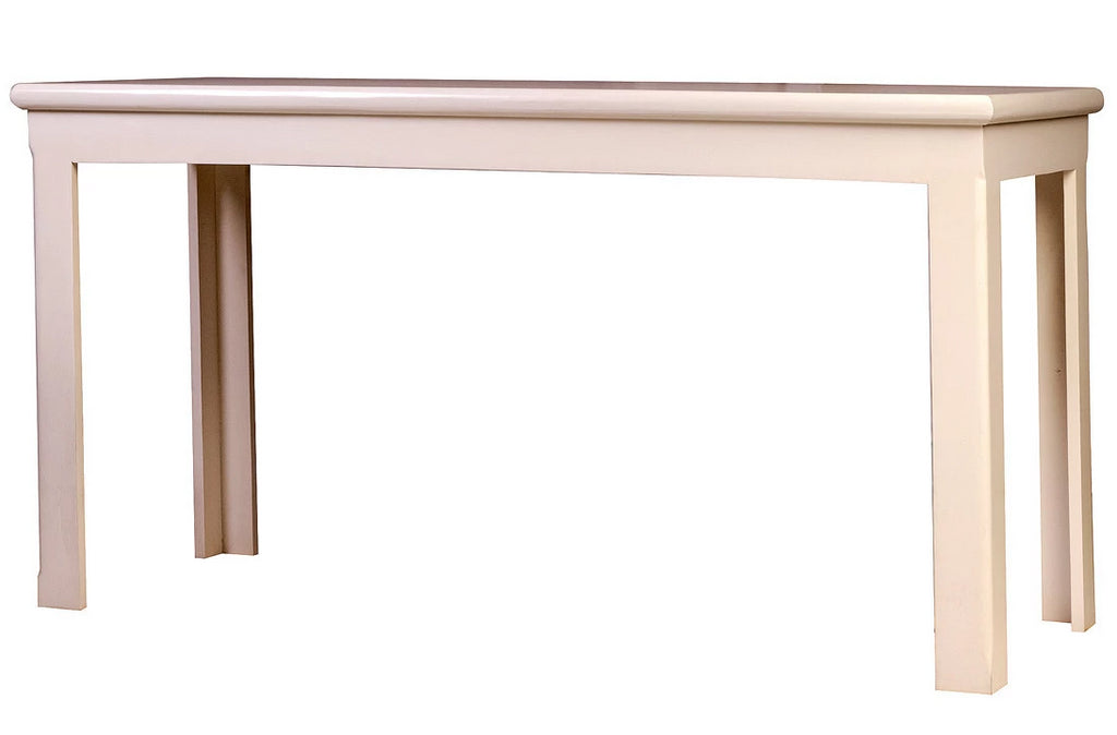 Forest Designs Bullnose Alder Writing Table: 60W x 30H x 24D