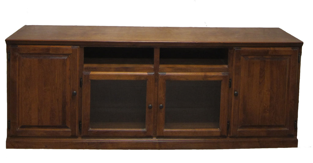 Forest Designs Traditional TV Stand: 80W x 30H x 21D