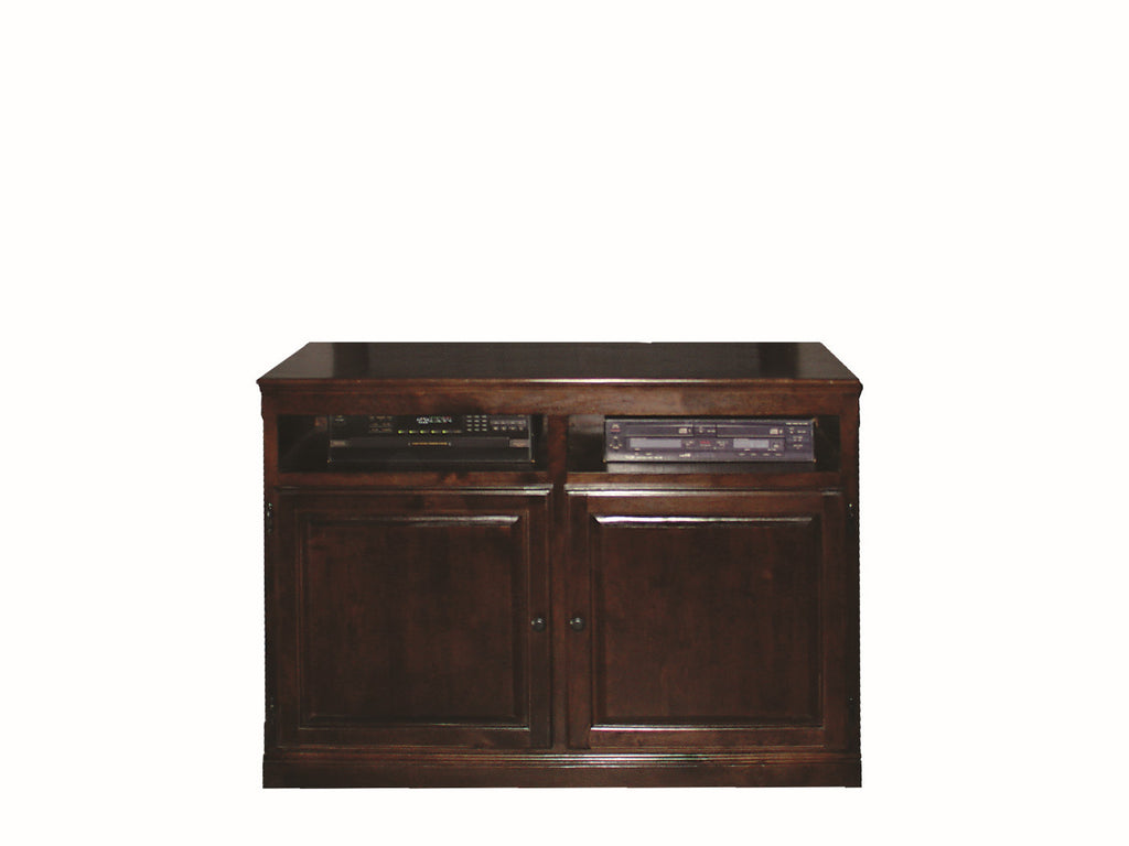 Forest Designs Traditional TV Stand: 48W x 36H x 18D