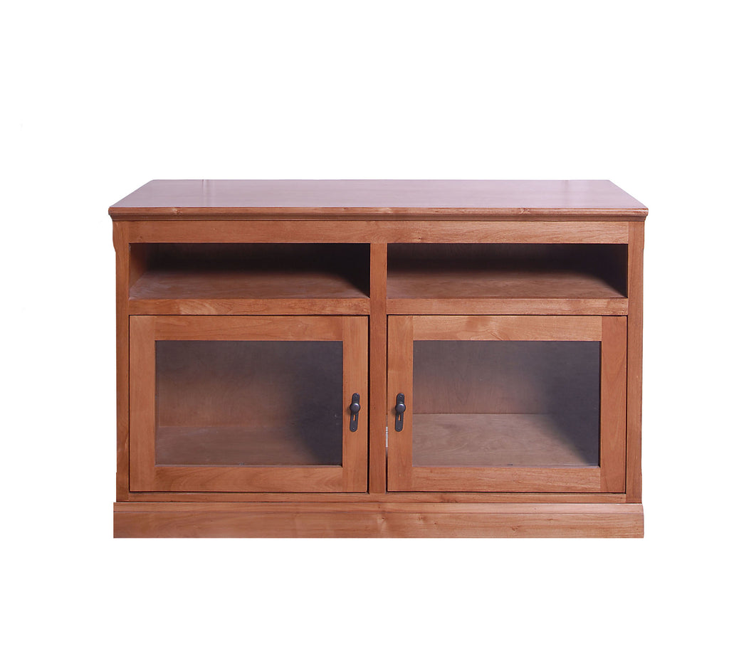 Forest Designs Mission TV Stand: 48W x 30H x 18D