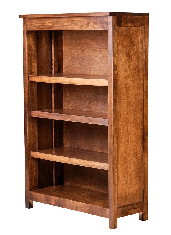 Forest Designs Urban Alder Bookcase: 30W X 13D Choose Your Height