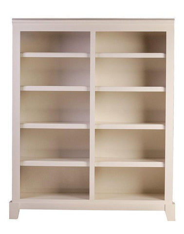 Forest Designs Shaker Alder Bookcase: 48W x 13D Choose Your Height