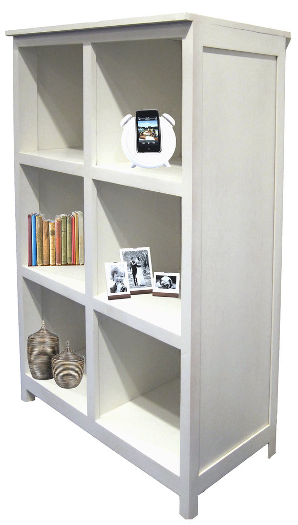 Forest Designs Urban Display Bookcase: 32W x 52H x 17D