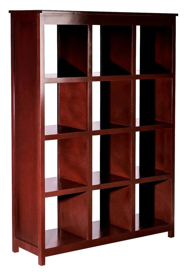 Forest Designs Urban Alder Display Bookcase: 48W x 67H x 17D