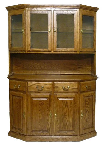 Forest Designs Traditional Buffet & Hutch (60W)