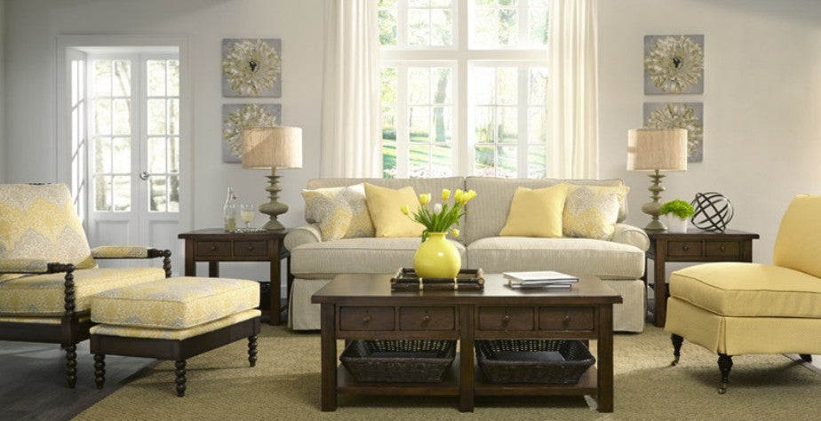 Oak Arizona Living Room Set