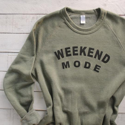 weekend mode olive sweater www.karlastorey.com