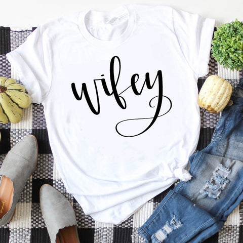 Wifey // Final Sale