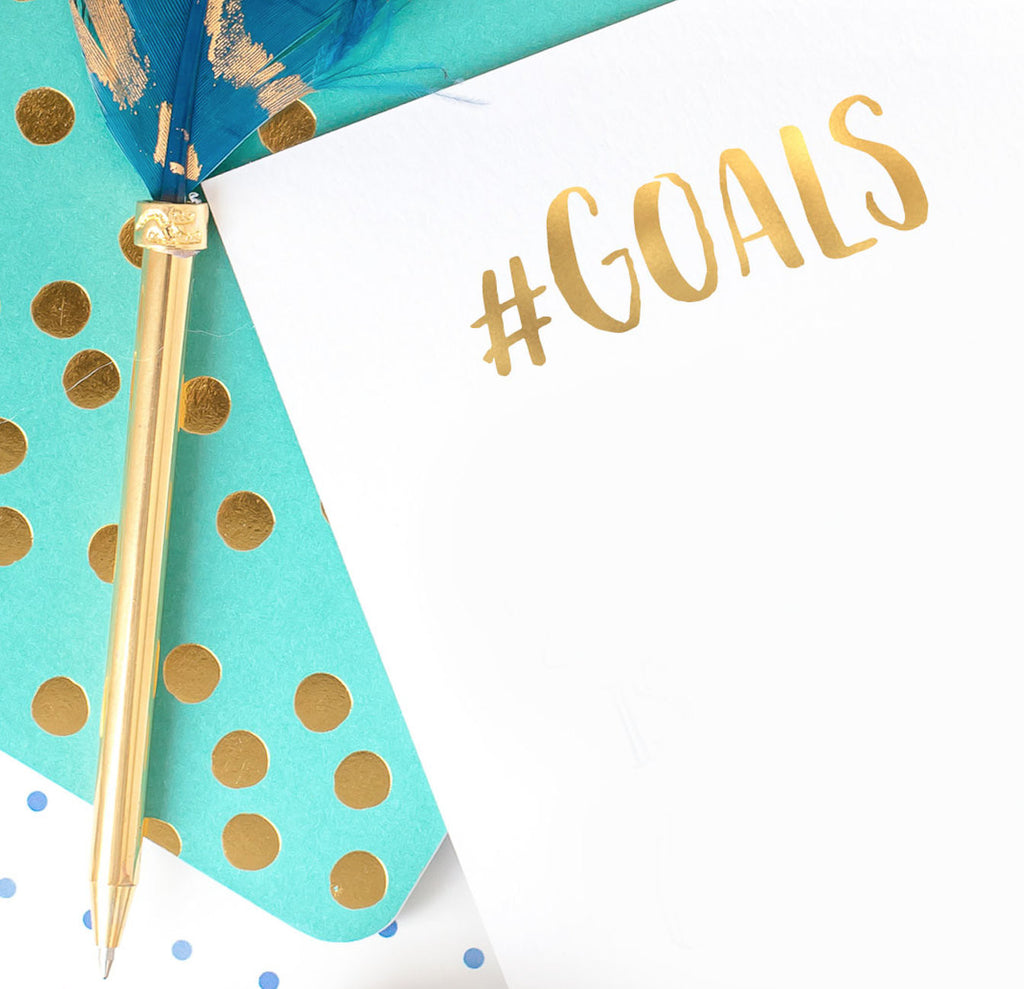 Forget Resolutions, Set Intentions #goals
