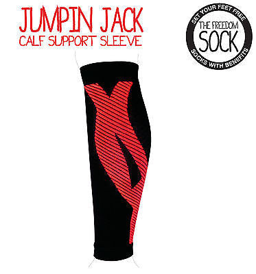JUMPIN JACK Unisex Achilles Support Sleeve