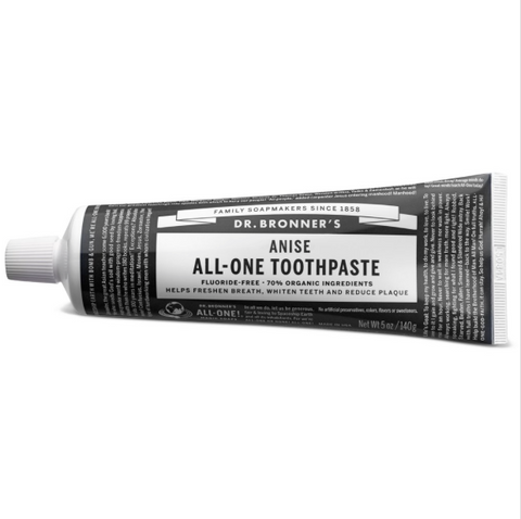 Natural Organic Toothpaste Anise