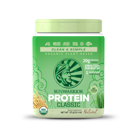 Vegan Rice Classic Protein (Various Flavours) 375g