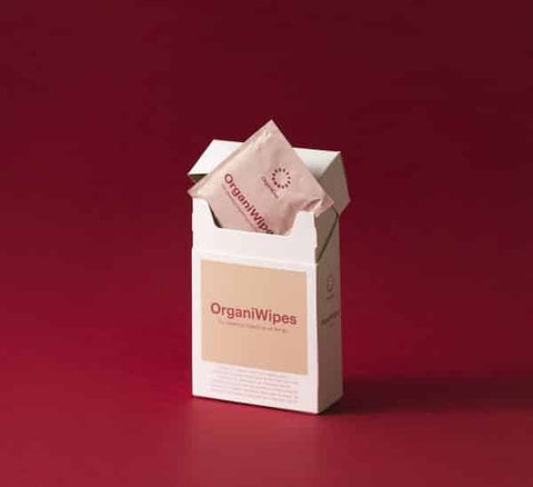 Organiwipes x3 Multibuy Pack (30 Wipes)