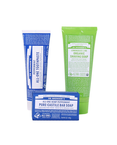Eco Lifestyle Gift Pack Grooming God