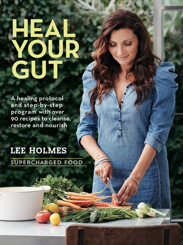 Recipe & Treatment Program Heal Your Gut Book